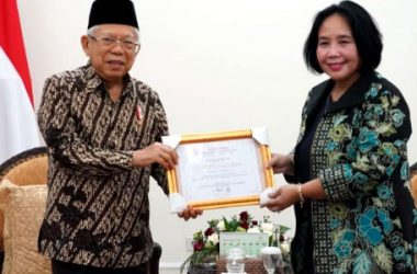 Wapres KH Maruf Amin Bapak Pelindung UMKM Indonesia