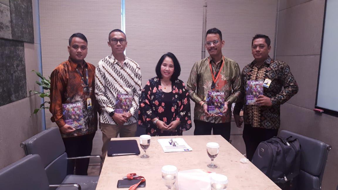 Asosiasi UMKM Indonesia AKUMANDIRI Bermitra Dengan Bees Funding